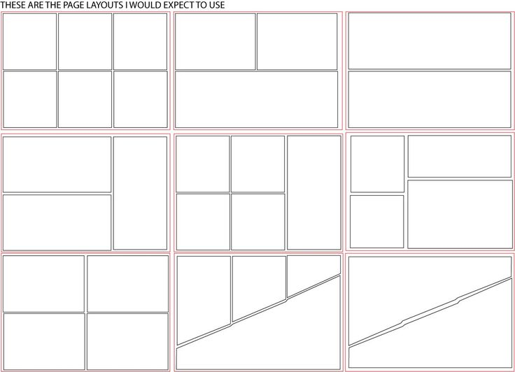 Best  Comic Layout Ideas On   Comic Book Layout