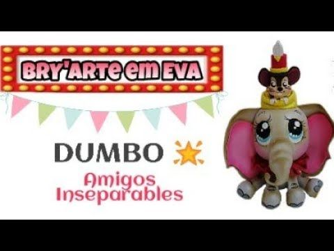 DUMBO ⭐⭐⭐ Amigos inseparables - YouTube