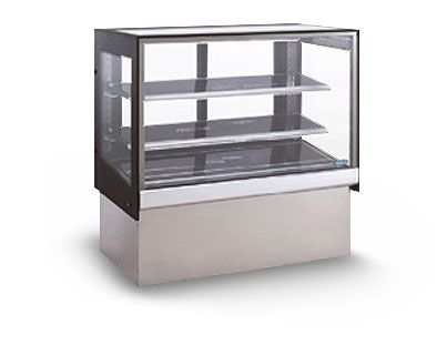They are fully stainless steel in structure and have a large working bench at the top of the unit. Our Cake Display Refrigeration units fully meet Food Safety legislative requirements.