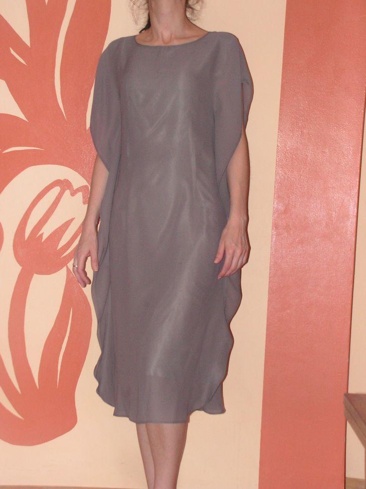 minimalistyczna sukienka od Papavero.pl