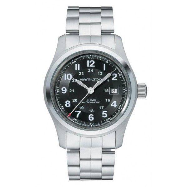 Orologio Hamilton H70515137 Collezione Khaki Field http://www.gioielleriacannoletta.it/orologio-hamilton-h70515137.html