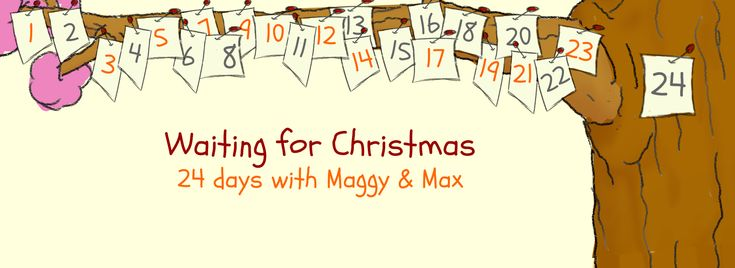 Advent Calendar – Maggy & Max #b2zoneservice