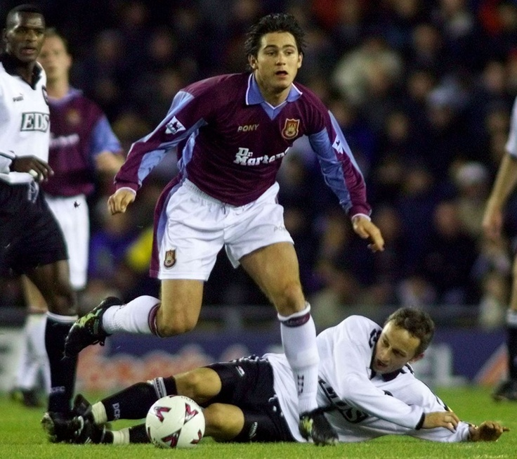 Frank Lampard, would love to see him finish his career with the club where it began.