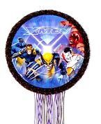 X Men 3 Pinata by Hallmark. $20.95. Kids' Party Supplies. X Men 3 Pinata. Decorative ribbons (20-30)are pulled by each child to release the treasures within.