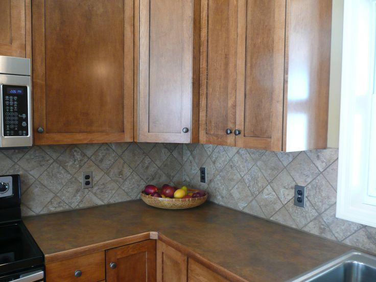 15 Best Kitchen Backsplash Images On Pinterest Kitchen