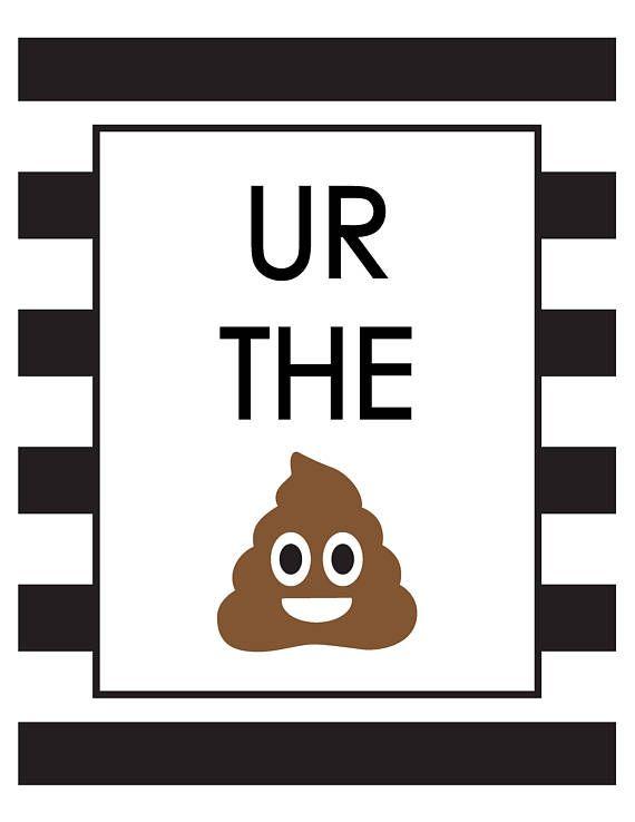 teen poop shit