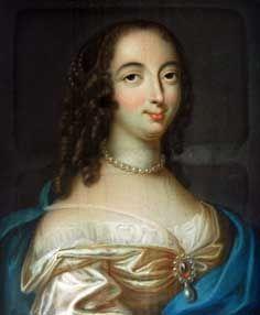 Ninon de Lenclos (1620-1705) - (3) - Possédant la beauté, l'esprit, brillamment cultivée, musicienne et danseuse à ses heures, elle se forge une philosophie épicurienne  accordée à ses idées et à son mode de vie.
