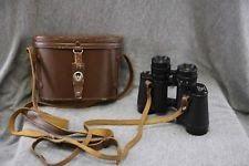 Heiland Pentax Prism Binoculars 6 X 30 with Case