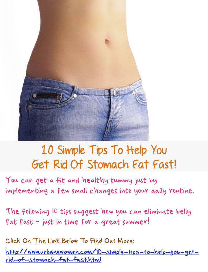 The Basics of the Belly Fat Diet Plan