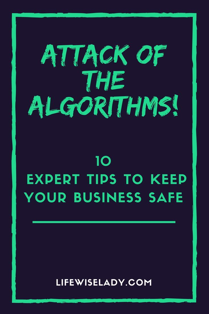 Learn the latest Facebook Algorithm tips from experts.  Don't be left behind with an outdated social media strategy. via @lifewiselady