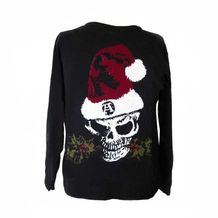 Alchemist Christmas sweater, for Holidays with Attitude.