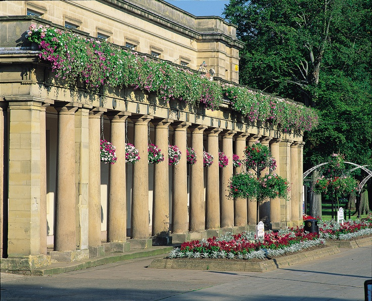 The Royal Pump Rooms in Leamington Spa