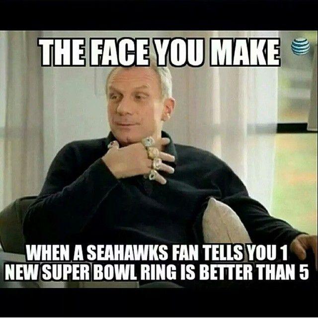 Sucking and watching seahawks 5