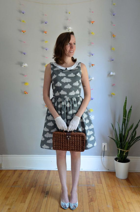 Head in the Clouds Dress by Sophster-Toaster