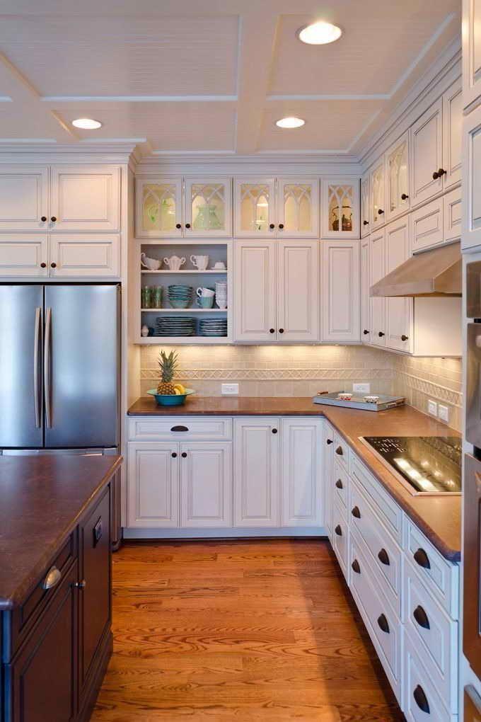 25 Beliebte Ideen Fur Kuchendecken Dekorative Ideen Fur Kuchendecken In 2020 Kitchen Cabinets To Ceiling New Kitchen Cabinets Above Kitchen Cabinets