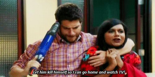 "When he's not being the lovable Peter Prentice on The Mindy Project… | 10 Reasons Why Adam Pally From ""The Mindy Project"" Is The Perfect BBF"