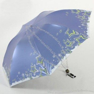 Star UV Folding Umbrella Distributor #5107885256