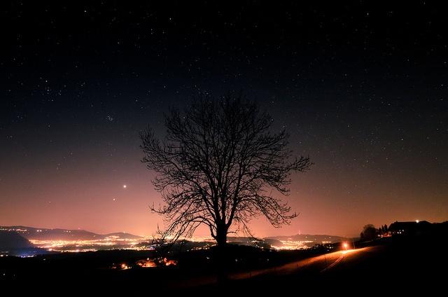 Starry Night by [ g-No ], via Flickr