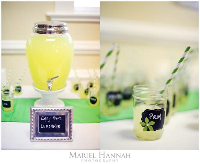 Wedding for the Weekend: Jenna and Rey's Freshly Squeezed Lemon and Lime Wedding