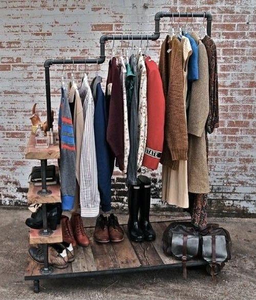 Tchau armário: aposte nas araras de roupas! - Damyller Verão 2014