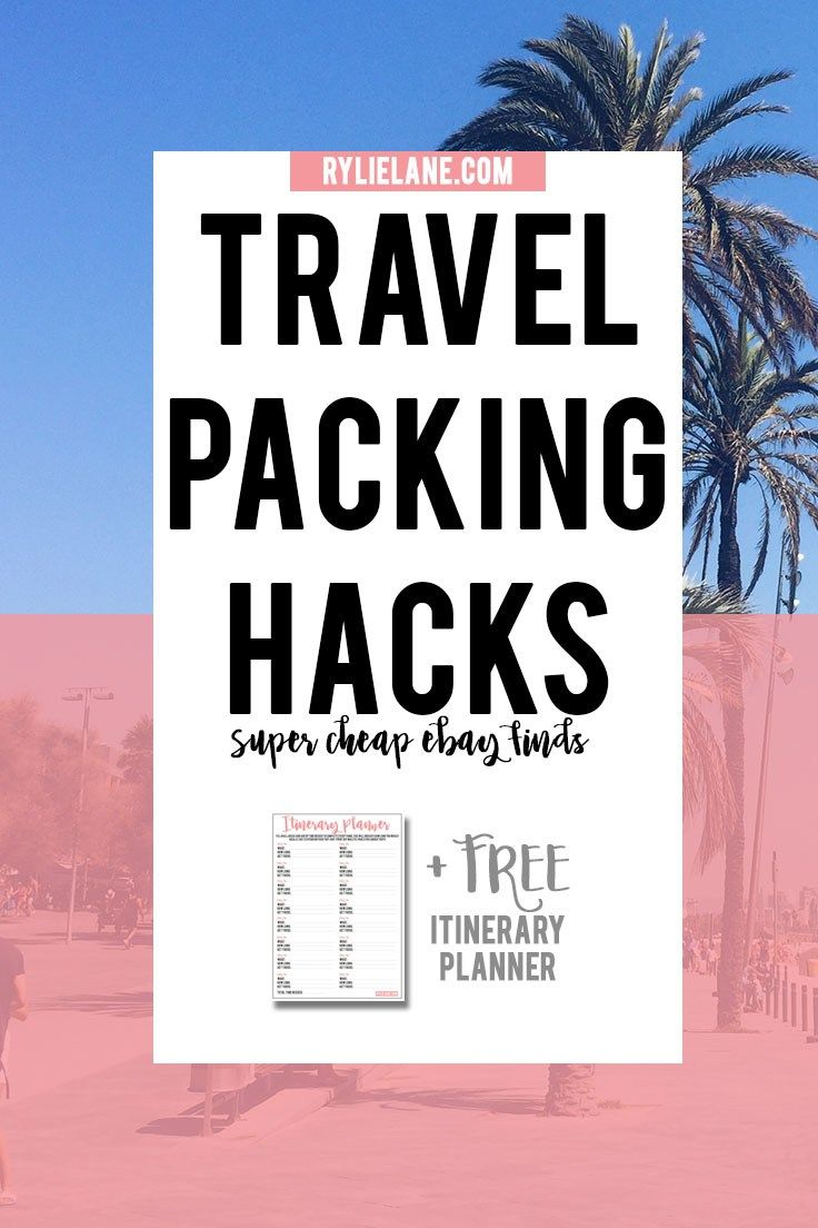 Small suitcase? Get the most out of your travel packing with these packing hacks! Tick everything off your travel packing list and make the most of those packing cells/cubes!