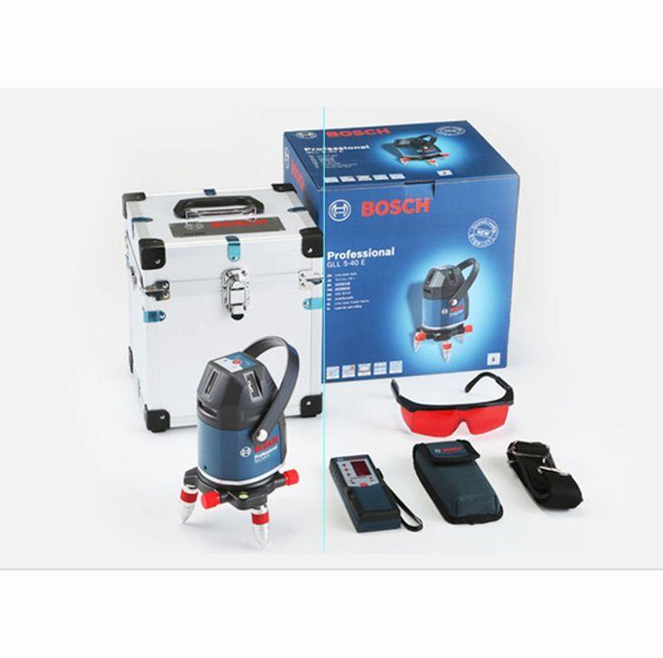 Bosch GLL8-40E Professional Electronic Multi-Line Laser #BOSCH #GLL8-40E #Professional #Electronic #Multi-Line #Laser