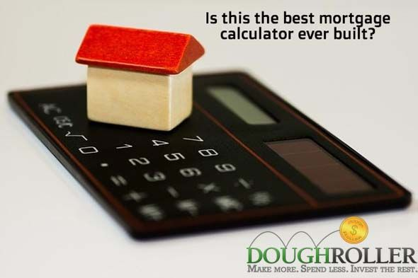 The best mortgage calculator available today is not very pretty and one you've probably never heard of before.