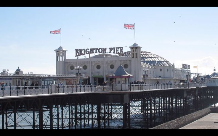 10 THINGS TO DO IN BRIGHTON - A ROMANTIC ANNIVERSARY WEEKEND | CHRIS & EVE