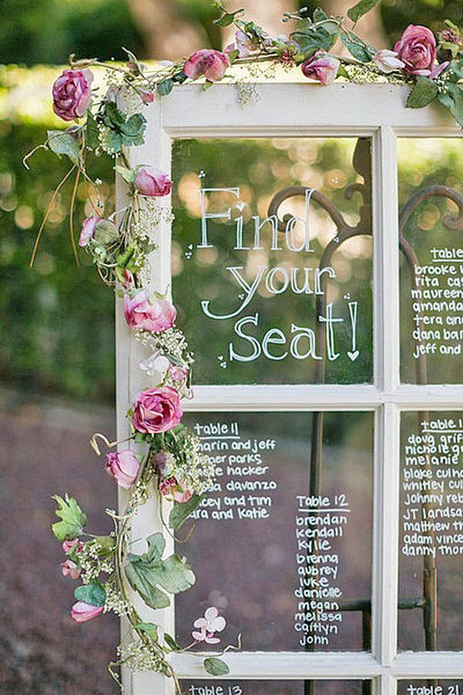 86 Best The Prettiest Seating Charts Images On Pinterest