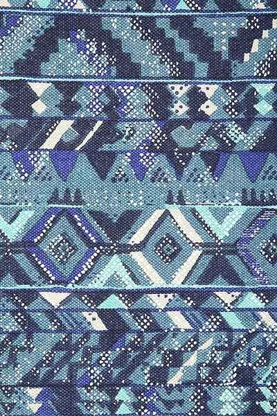 Magical Thinking Geo CeremonyPrinted Rug - Urban Outfitters $19 2x3