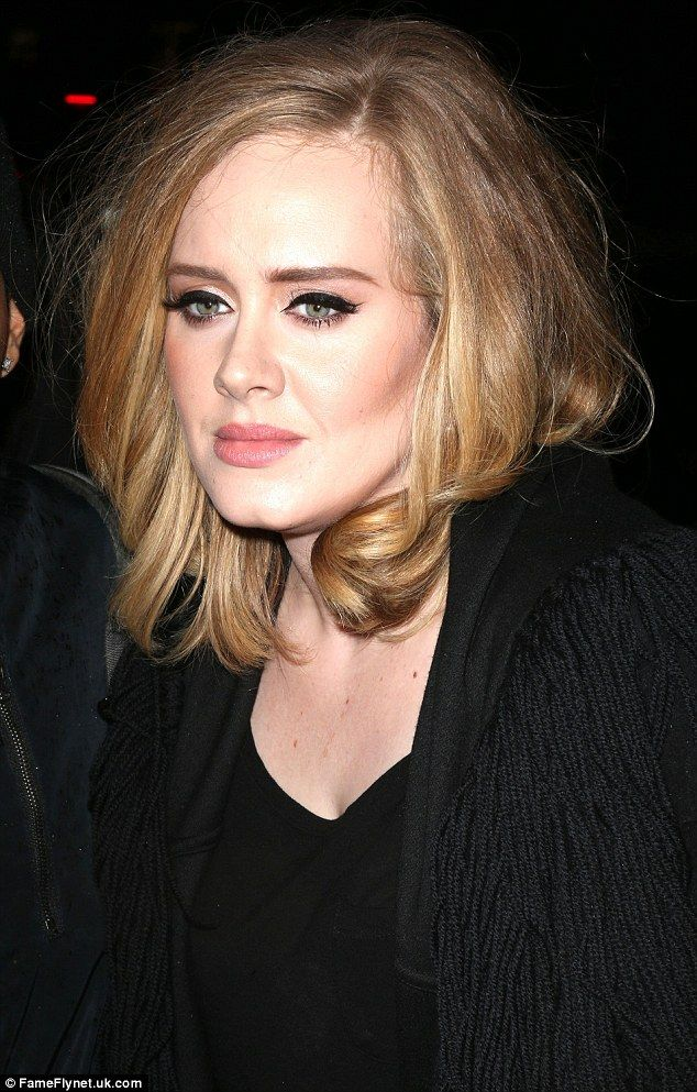 Adele reveals son Angelo 'punishes' her for spending time away