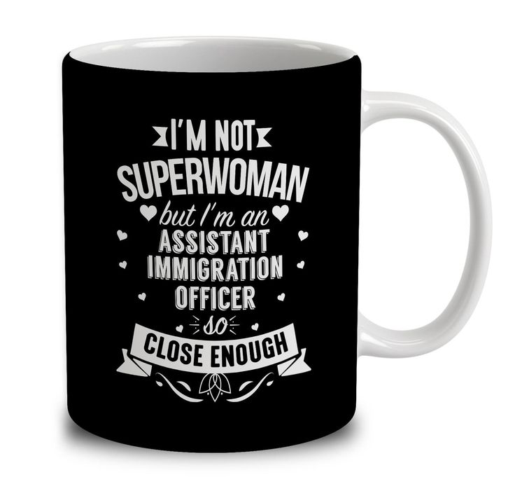 I'm Not Superwoman But I'm An Assistant Immigration Officer