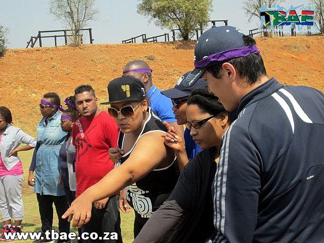 M-Net SA Mini Olympics Team Building Muldersdrift