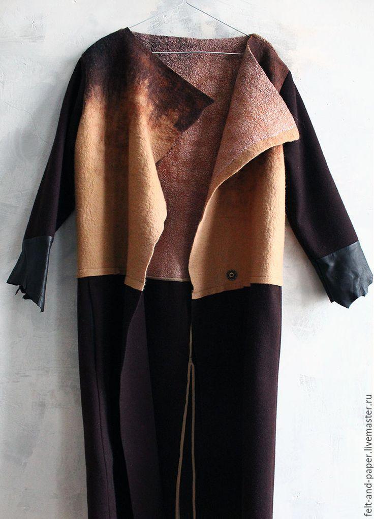 Магазин мастера Felt&Paper: верхняя одежда, женские сумки, блузки, платья, юбки
