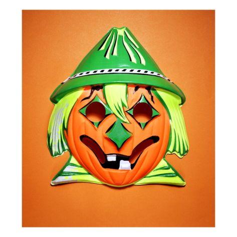 scarecrow pumpkin mask - Premium Halloween Masks