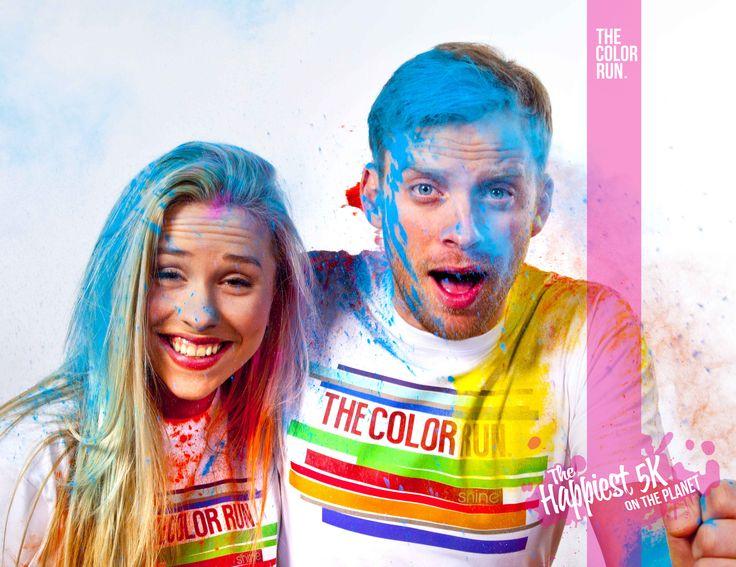 Jakub Prachař a Mariana Prachařová #thecolorruncz #jakubprachar #marianapracharova