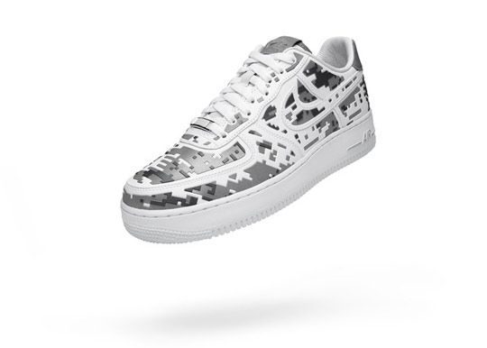 Nike AF1 Premium High Frequency Digital Camouflage: Frequency Digital, Boys Style, Camo Mykick, Air Force 1, Nike Air Force, Highfrequ Digital, Digital Camouflage, Af1 Xxx, 30Th Anniversaries
