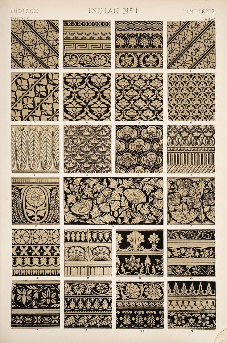 indian prints
