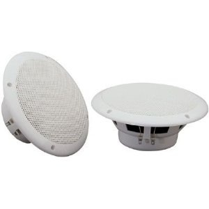 Water Resistant Speakers, 16.5cm - 100W max, 8 Ohms: Amazon.co.uk: Electronics £18