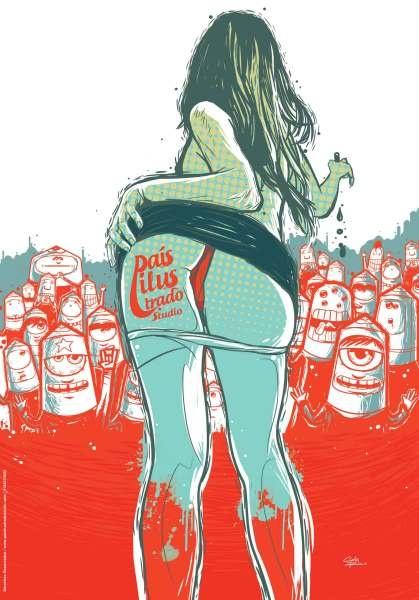 Afiche-País x Carlos Ribero
