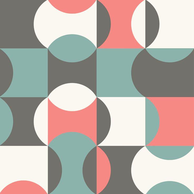 25 best mid century patterns images on pinterest groomsmen geometric patterns and wallpaper. Black Bedroom Furniture Sets. Home Design Ideas