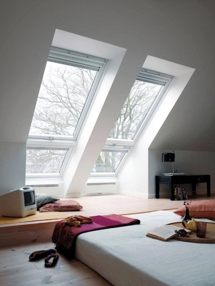 67 Best Loft Windows Images On Pinterest Attic Spaces