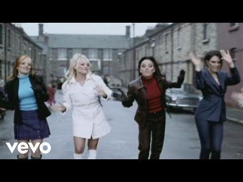 Spice Girls - Spice Up Your Life - YouTube