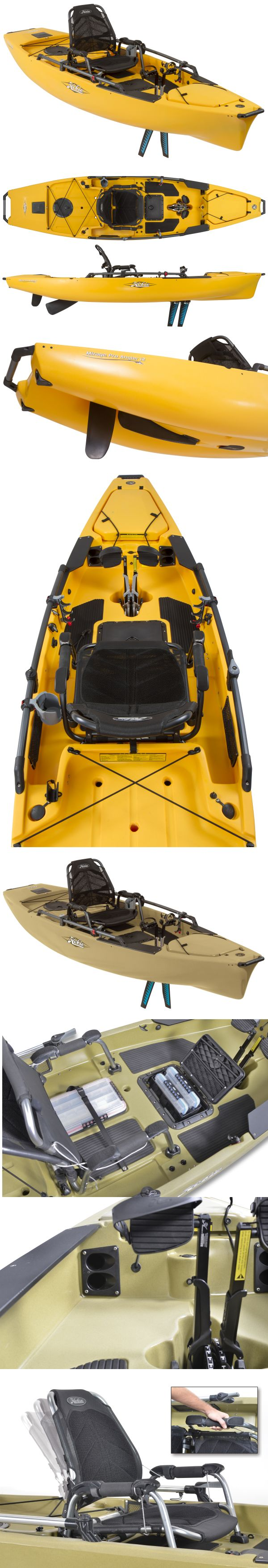 Reviews of the Hobie Pro Angler 12 Fishing Kayak