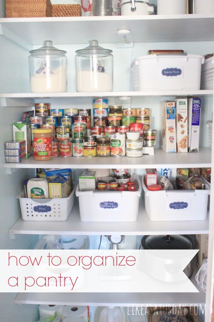 how to organize a pantry best of pinterest pinterest mom house and kid. Black Bedroom Furniture Sets. Home Design Ideas
