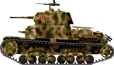 M13/40 early 1943