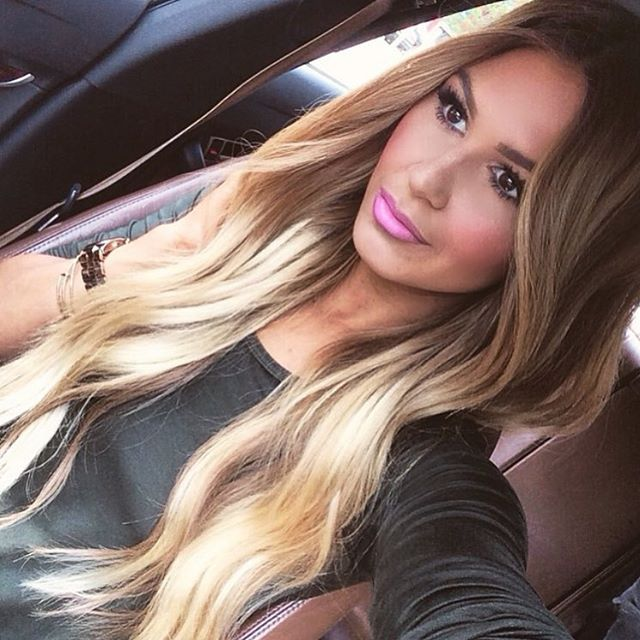 """""""Every Woman Deserves Beautiful Hair"""" Need Help? Email us - info@bellamihair.com Even if your hair color is slightly different, BELLAMI Hair blends amazingly w"""