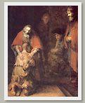 Rembrandt: Prodigal Son