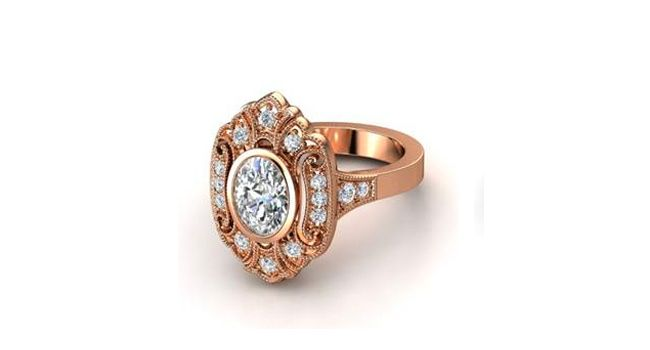 Gemvara Edwardian Era engagement ring // From: Scarlett Johansson's Engagement Ring Look-a-Likes // http://blog.theknot.com/2013/09/09/scarlett-johansson-engagement-ring-look-alikes/