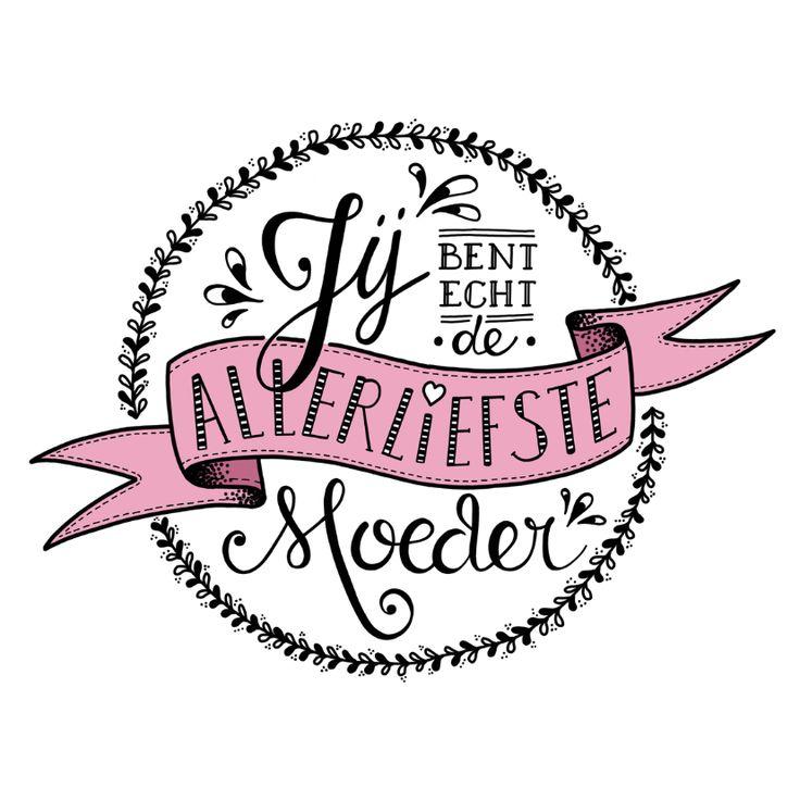 Moederdag - Allerliefste EM, verkrijgbaar bij #kaartje2go voor €
